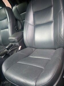 Volvo S40 Leather Heated Seats - Set  + DOOR CARDS