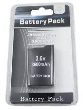 Batterie Rechargeable PSP Rechargeable Batterie 3,6V 3600 mAh GENCA-007 Neuf