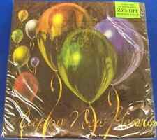 Balloon Celebration New Year's Eve Black Balloons Party Paper Luncheon Napkins