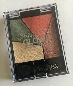 Maybelline Quad Eyeshadow 10 Jungle Fever Green Olive Gold Bronze Burnished