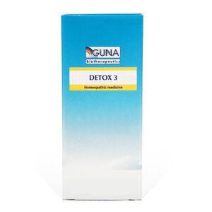 GUNA DETOX 03 (Connective Tissue) 30ml Drops