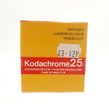Kodachrome 25 Double 8mm Film - Unused but Expired 10/80 #OT-2032