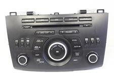 2010-2013 MAZDA 3 RADIO STEREO MP3 6 DISC CHANGER CD PLAYER BBM5 66 AR0