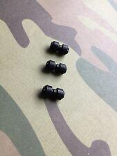 Benchmade 477 Emissary - BLACK Titanium Thumb Stud • CUSTOM • Quicker Action