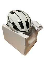 POC Cycling Omne Air SPIN Cycling Helmet Hydrogen White Size MED