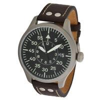 ARISTO Herren Automatikuhr 3H108 Schweizer Automatik Uhrwerk 5TM wasserdicht