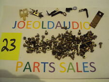 Kenwood KR-6600 Chassis Screws and Parts. Parting Out KR-6600 Receiver