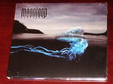 Moonloop: Devocean CD 2017 Listenable Records France POSH359 Digipak