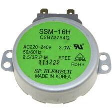 2B72754Q / SSM-16H Motor Microondas LG 220/240V 35mA 2B72754Q 3RPM MDFJ030AF
