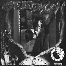 Dead Moon-Crack In The System (Mono)  VINYL LP NEW