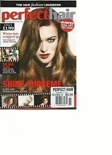PERFECT HAIR, NOVEMBER / DECEMBER, 2012 UK EDITION( THE HAIR FASHION LOOKBOOK )