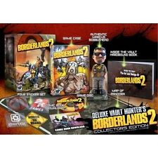 XBOX 360 Borderlands 2 Vault Hunter's Collector's Edition - BRAND NEW SEALED