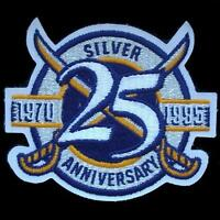 NHL BUFFALO SABRES 25TH ANNIVERSARY PATCH