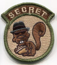 KILLER ELITE JSOC SEAL SPECIAL WARFARE TALIBAN WHACKER: SECRET SQUIRREL Multicam
