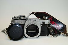 Canon AE-1 35mm SLR Film Camera Body Only