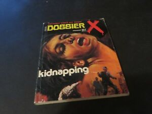 MLP DOSSIER X  N0.7 ROMANCE COMIC BOOK DIGEST FRENCH FROM FRANCEI