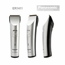 Panasonic ER-1411 Electronic Professional Recharge Hair Trimmer Clipper ER1411