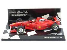 Voitures Formule 1 miniatures MINICHAMPS en édition limitée pour ferrari