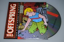 The Offspring ‎– The Kids Aren't Alright. CD-SINGLE Promo
