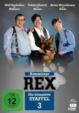 Kommissar Rex - Die komplette 3. Staffel, 3 DVD Box NEU + OVP!