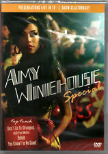 Amy Winehouse DVD Special Brand New Sealed