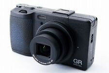 Ricoh GR Digital IV 10.4 MP Point&Shoot Compact Digital Camera [EX+++]