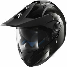 Shark Not Rated Carbon Fibre Full Face Motorcycle Helmets