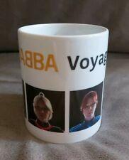 More details for abba mug abba voyage reunion novelty abba gift abba collectable