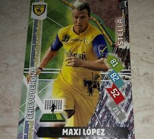CARD ADRENALYN 2014/15  CALCIATORI PANINI CHIEVO MAXI LOPEZ CALCIO FOOTBALL