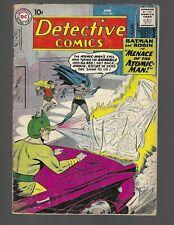 Detective Comics #280 Menace Of The Atomic Man