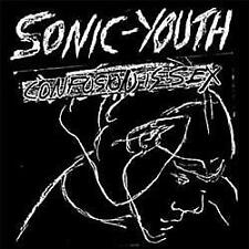 """New Music Sonic Youth """"Confusion Is Sex"""" LP"""