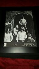 Five Man Electrical Band Merry Christmas Promo Pos 00003D5B ter Ad Framed!