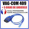 VAGCOM VAG COM 409.1 DIAG AUTO OBD ODB2 OBD2 KKL AUDI VW SEAT SKODA