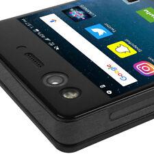 Skinomi TechSkin - Brushed Steel Skin & Screen Protector for ZTE Axon M