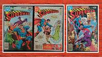 Superman #322 334 373 FN/VF 7.0 1978 Bronze Age DC Comics Nice Copy