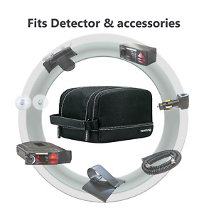 TomTom Double-compartment Travel Carrying Case Bag for Radar Laser Detectors