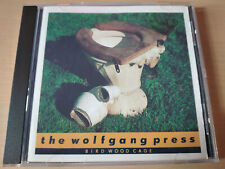 THE WOLFGANG PRESS - Bird Wood Cage CD Experimental / Indiie Rock