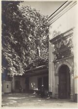 Turquie Constantinople Cimetière Eyoub Photographie n3 Vintage Argentique 1919