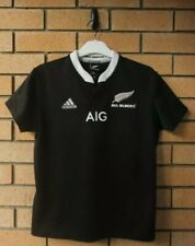 New Zealand All Blacks Womens Adidas Rugby Union Jersey Size XL AIG