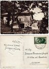 Cartolina di Lizzano in Belvedere, Villa Emma - Bologna, 1953
