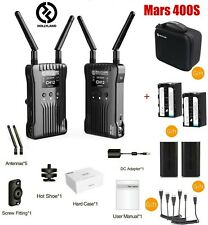 Hollyland Mars 400S SDI / HDMI Wireless Video Transmission System w/ Battery Kit