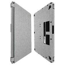 Skinomi Brushed Aluminum Skin+Screen Protector For Acer Chromebook 15 (2016)