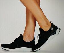 Womens Skechers Solar Fuse Air Cooled Last Size 3 EUR 36 Black