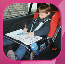 Kids Traveling Play Table Snack Tray For Baby Car Seats