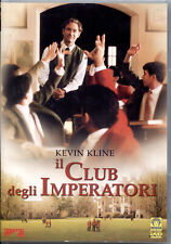 IL CLUB DEGLI IMPERATORI - DVD NUOVO SIGILLATO, PRIMA STAMPA, RARO, UNICO ONLINE