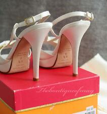 NEW Kate Spade New York REZZA Ivory High Heels Shoes Sz 6.5 $358