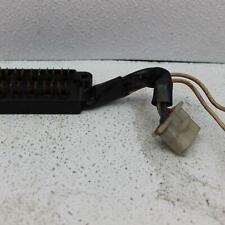 1981-2003 KAWASAKI KZ1000A KZ1100 SPECTRE LTD CSR POLICE FUSE BOX PANEL (TOFB138