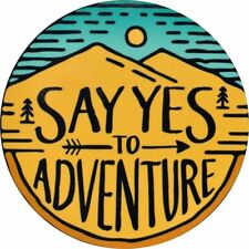 Say Yes To Adventure Vw Bus T1 T4 T5 T3 Van Stickers Car Decals Retro Classic