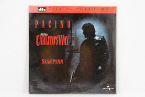 Carlito's Way NTSC laserdisc - new and sealed