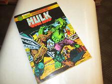 RELIURE   HULK T 1......  1 &  2  .. COMICS .ARTIMA 1980..TBE